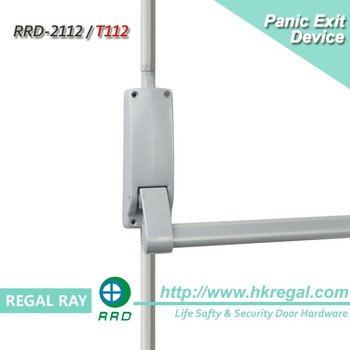 Model 2112 T112 Double Extrtior Door Use Vertical Rod