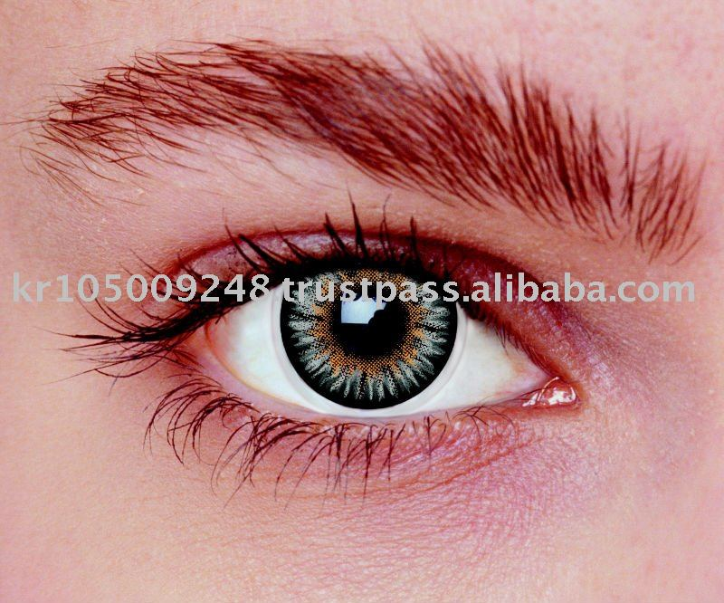 Color Contact Lens 3 Tone Pb Types