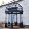 /product-detail/modern-outdoor-garden-decoration-european-style-antique-wrought-iron-pavilion-black-metal-gazebo-ntig-055y-60776191702.html