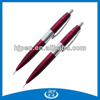Push Metal Mechanical Pencils Fat Pencils