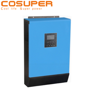 off grid high frequency mppt hybrid solar inverter 2kw 24v