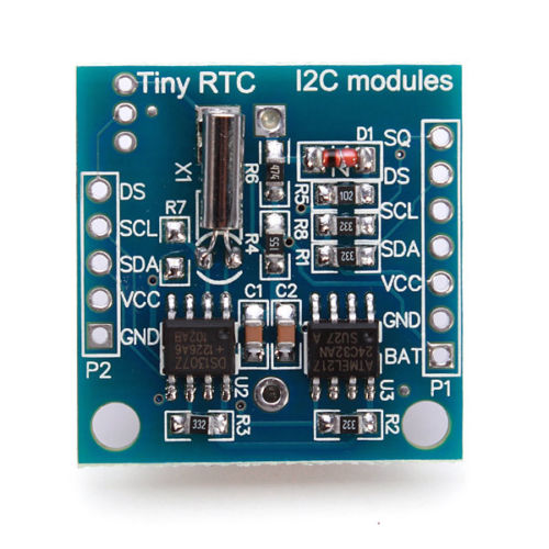 DS1307 RTC Module Real Time Clock Module I2C AT24C32 EEPROM Board 대 한 UNO R3 MEGA2560