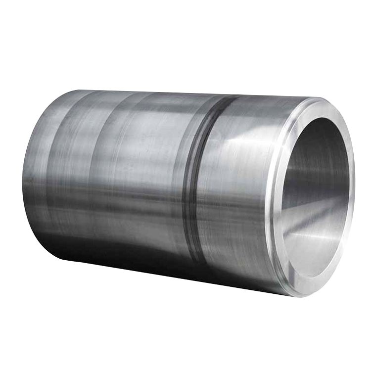 According To Drawing Industrial Spare Parts Machining Steel Bushes