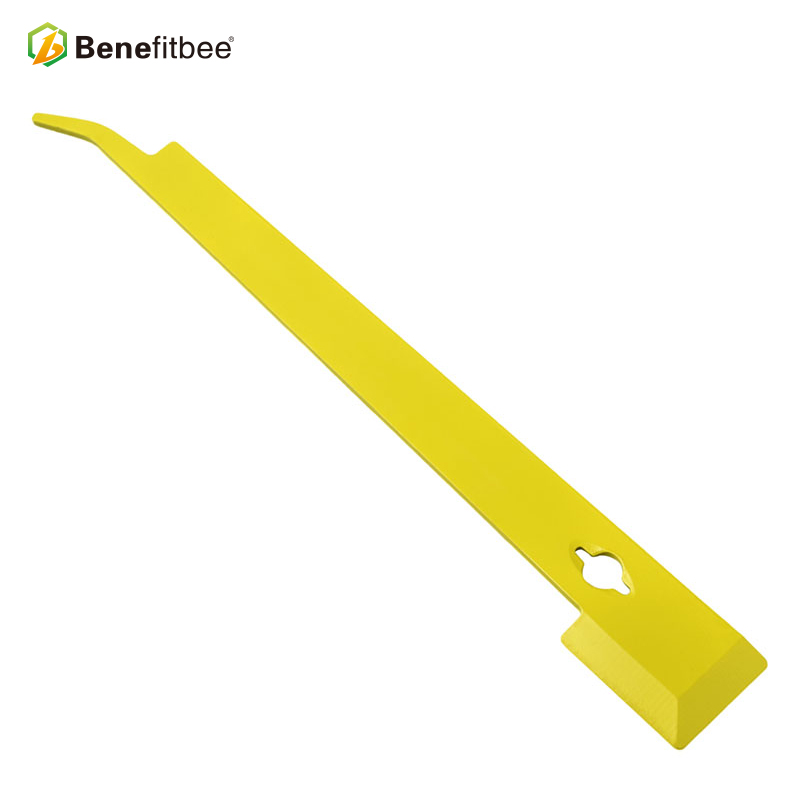 Beekeeping tool equipment J Stainless steel bee hive tool