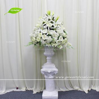 Gnw Ctra 1705037 A Silk Flower Centerpieces Flower Tower