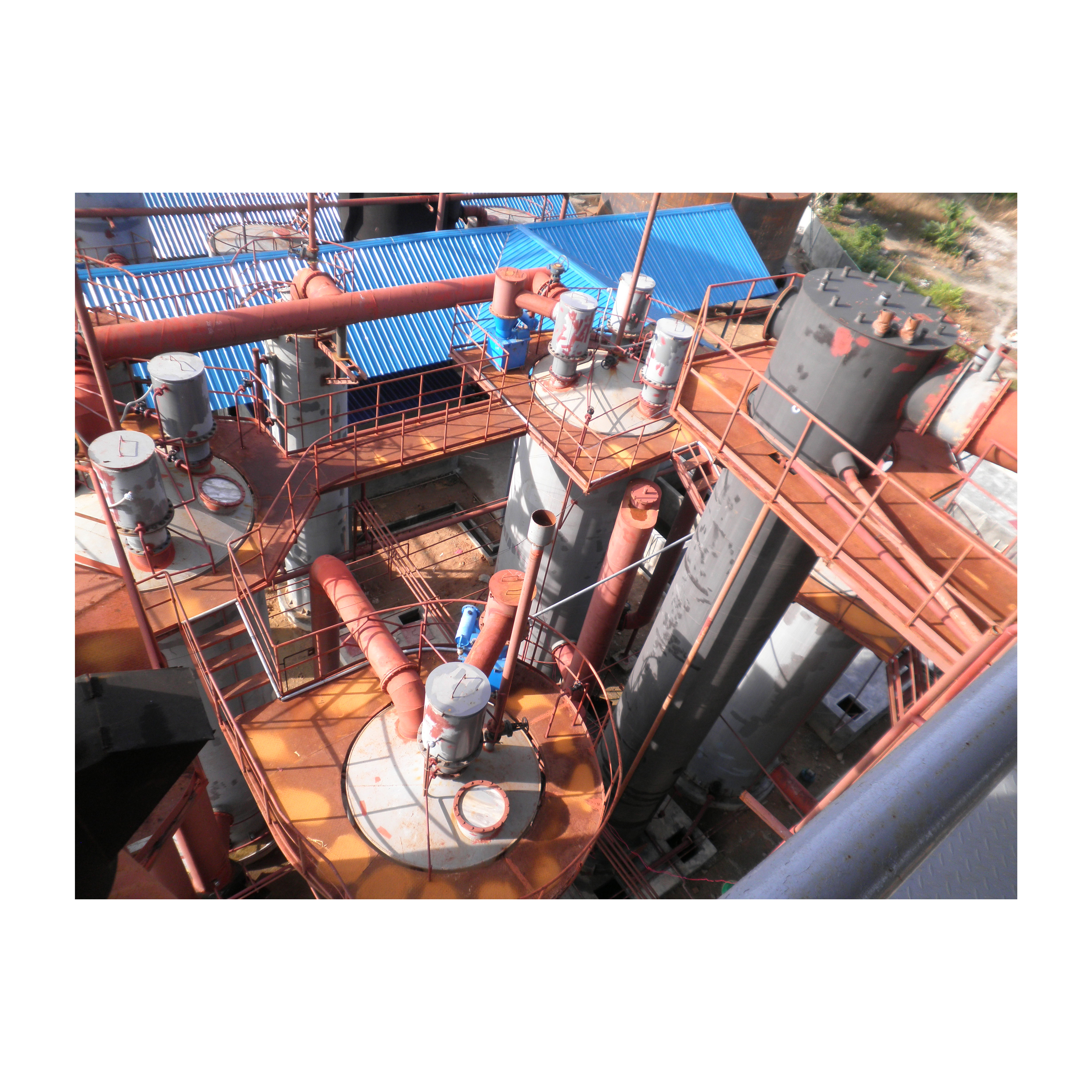 Coal Gas Power Plant by gasification technology