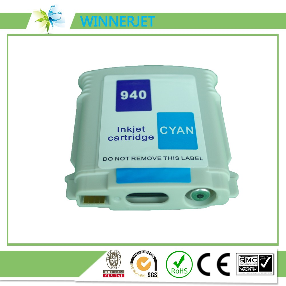 compatible for hp 940xl ink cartridge compatible ink cartridge for hp Officejet Pro 8000 8500 8500A