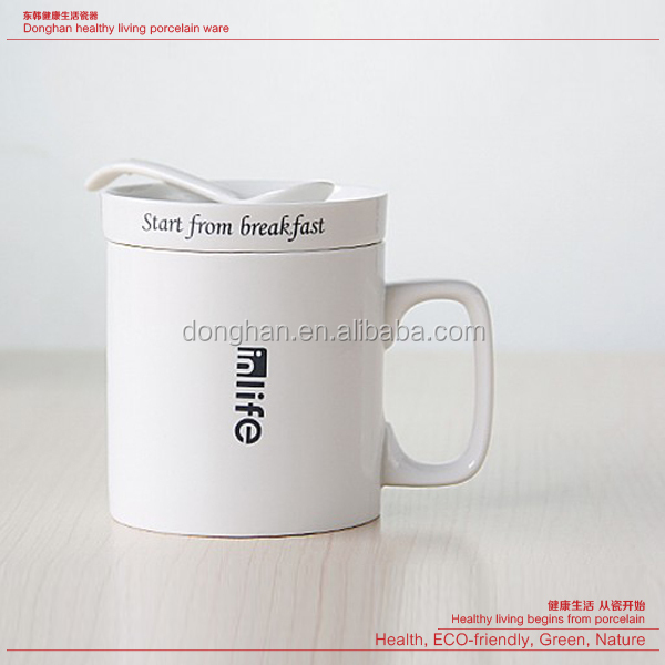 hot china products wholesale ceramic porcelain breakfast cup