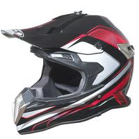 motorcycle cross helmet with removable brim/cap