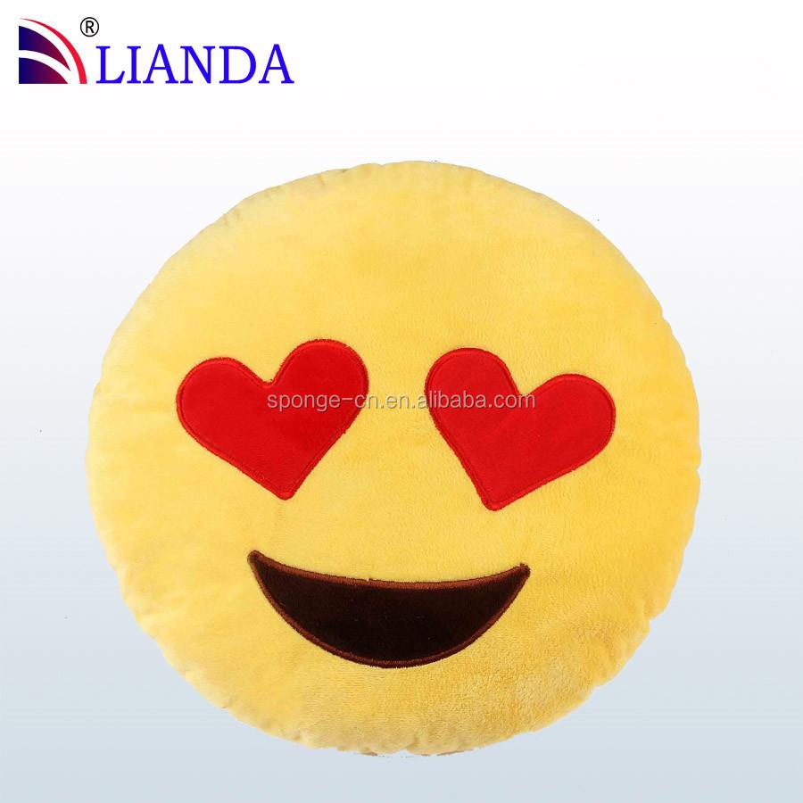 Emoji Throw Pillows Poop Plush