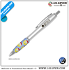 Emissary Click Pen (Santa Emoticon) (Q34275) bespoke pens order pens with logo