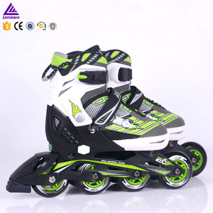 E6 brand high quality professional four wheels artistic roller skate