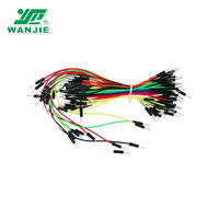 22-AWG 65pcs Wire Jumper Cables for Solderless Breadboard(BBJ-65)
