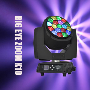 Guangzhou Mini High Quality Moving Head Rgbw Bee Eyes In Led Stage Lighting