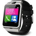 Aplus Smart Watch GV18 Clock Sync Notifier SIM Card Bluetooth Connectivity Apple iphone Android Phone Smartwatch