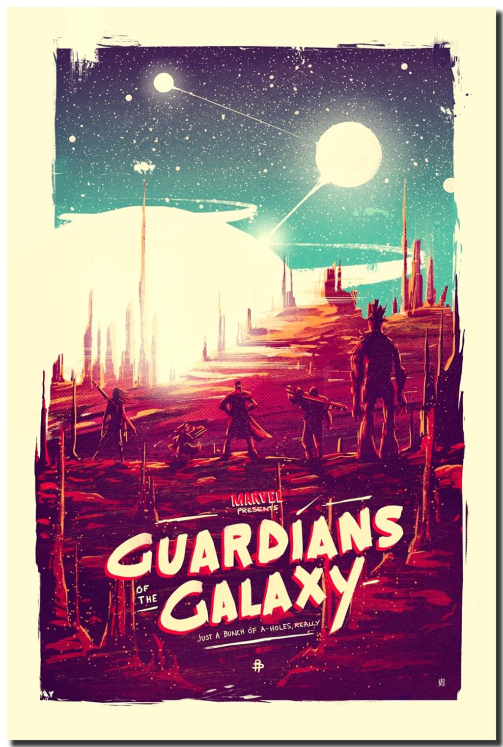 MT Science Fiction Movies Guardians of the Galaxy HD
