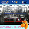 Automatic easy operation 3 in 1 monoblock plastic bottle hot filling machine