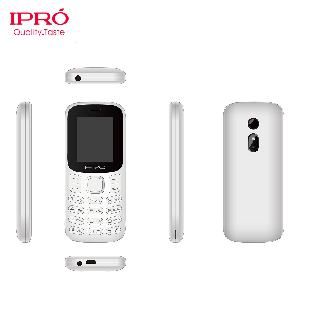 2.4 inch QVGA celulares 폰, IPRO A20, 1400 mAh battery, 0.08MP 카메라, IN STOCK, 작은 order acceptable, OEM & ODM, private design.
