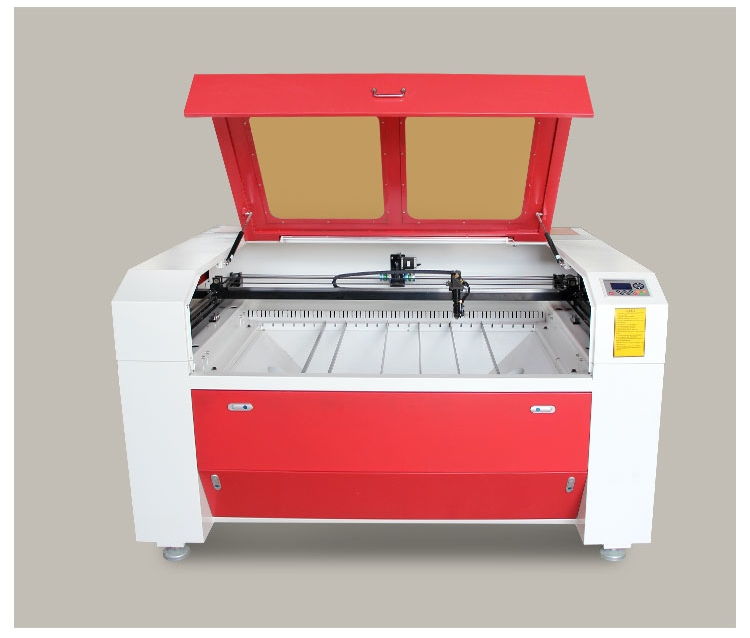 1290 laser cutting machine with water chiller