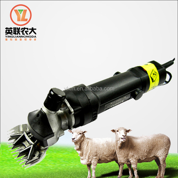 sheep hair cutting machine