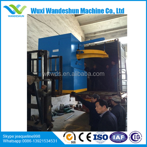 fully automatic electric wire & cable coiling machine