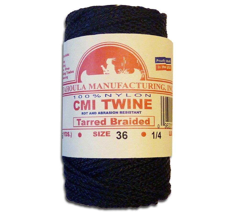 24 120 48 60 12 18 SGT KNOTS Tarred Twine//Bank Line 1//4 Pound 96 #9 15 72 36