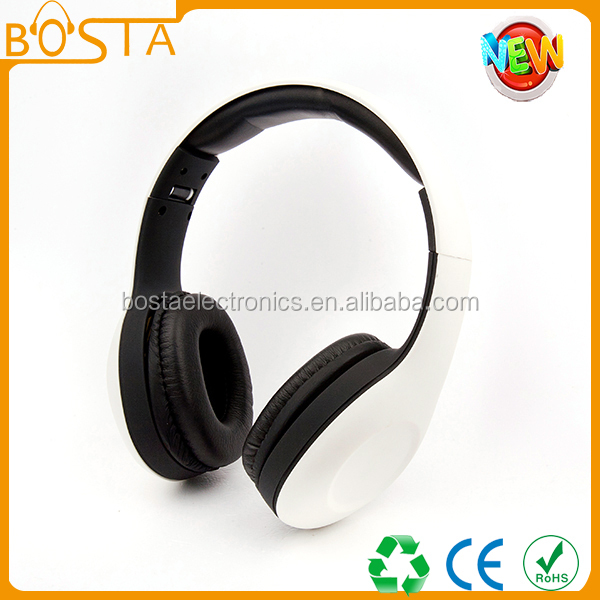 Fashion popular multi colors big disposable famous headset