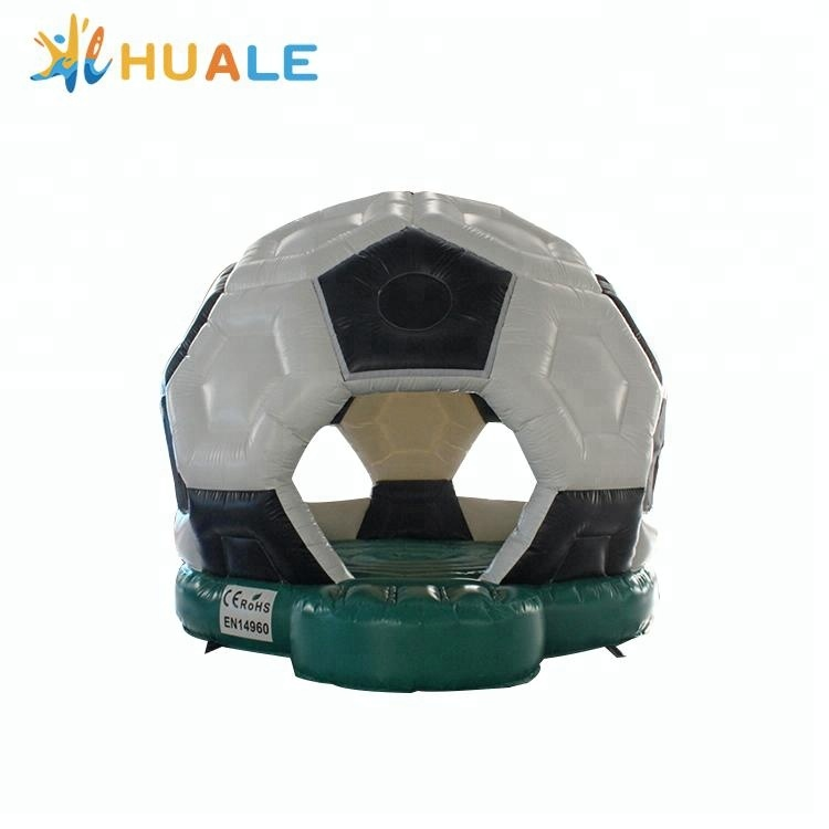 Huale 4x5x3m inflatable football dome,inflatable soccer dome ,inflatable mini bouncer
