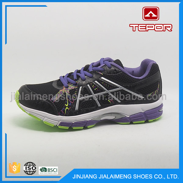 Cheap china custom fashion ladies table tennis shoes in china