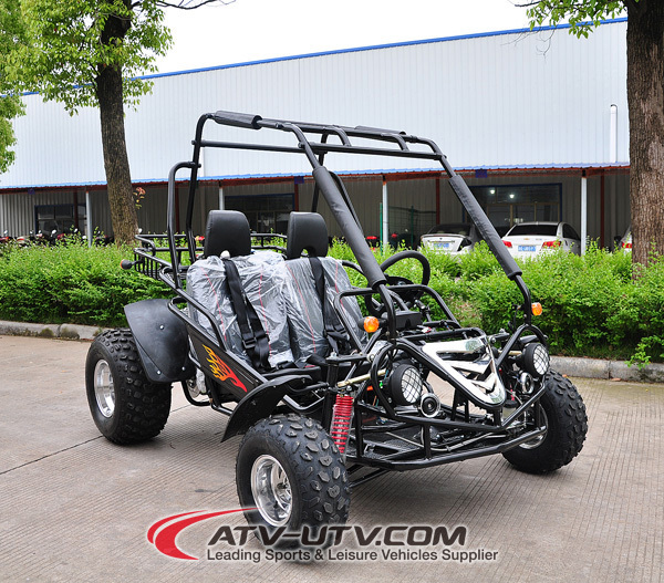 4wheel 200cc GY6 off road go kart for sale