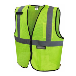 CLASS 2 ECONOMY MESH VEST For Men And Women