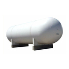 ASME certification customized underground fuel storage tank design for lpg gas bullet storage with quality advantage for sale