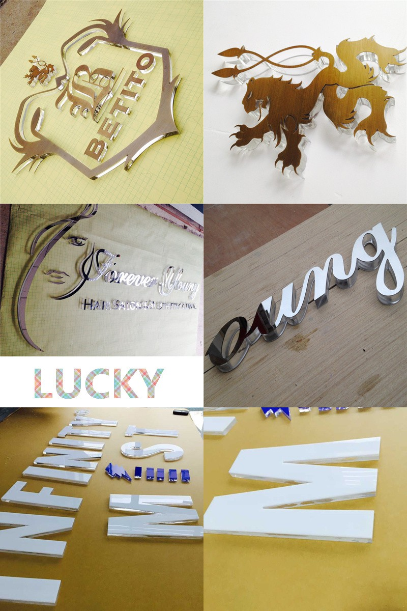 Standing Laser Cut Metal Letters With Backlit And Frontlit - Buy Cut Metal  Letter,Metal Letters,Standing Metal Letters Product on Alibaba com