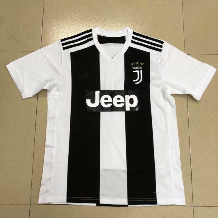best cheap af1e7 0d1d5 2018-2019 New Season Thai Quality Kids And Adults Juventus Home Soccer  Football Jersey Kit With Ronaldoo - Buy Juventus Home Soccer Jersey ...