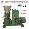 KL200B KL260B Flat die biomass feed pellet mill machine pellet press machine on sale
