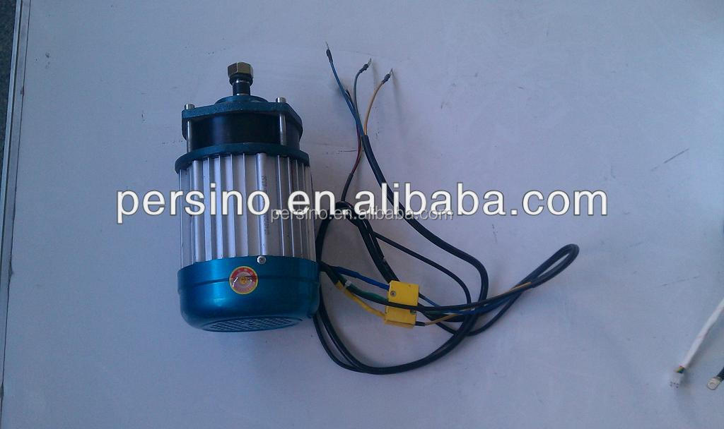 48v 60v 72v 96v open type electric tricycle dc motor