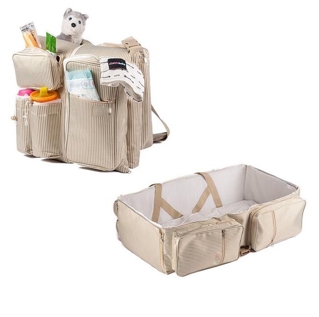 Confortable et propre bébé voyage sac de bébé lit de voyage sac