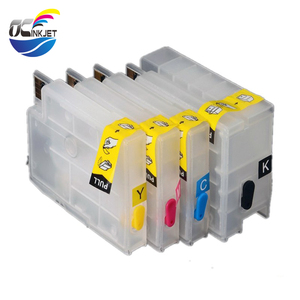Ocinkjet 932 933 Refill Ink Cartridge With Auto Reset Chips For HP Officejet 7110 6600 H711a 6100 H611a6700 H711n 7610 7510