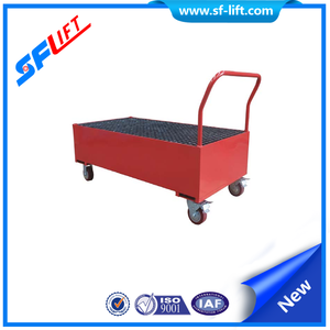Drum Lifter for Sump Trays