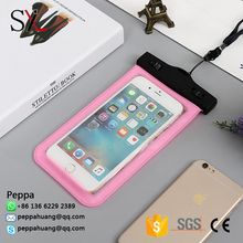 High Quality PVC Waterproof Bag For Cell Phone