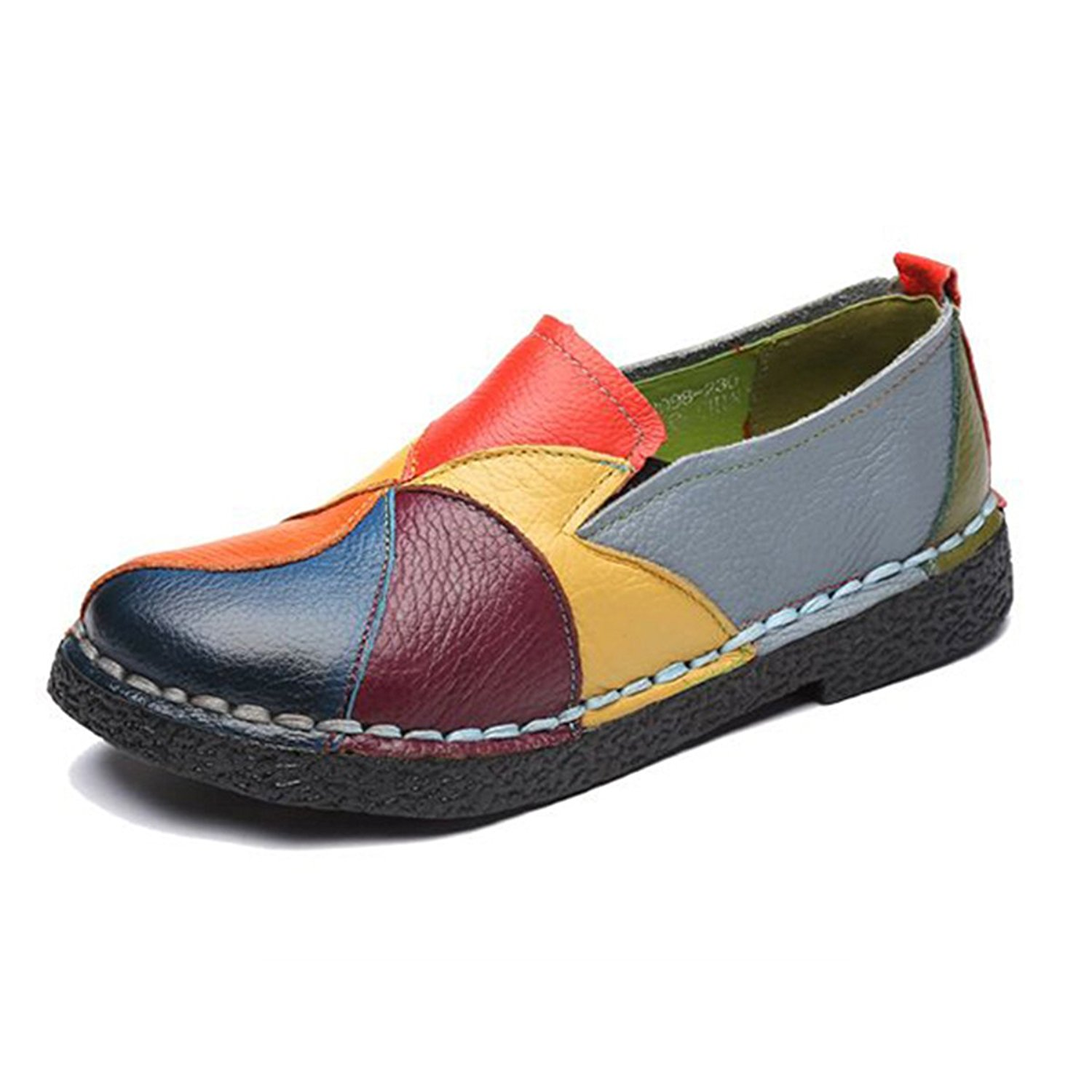 505f8c3e590 Get Quotations · Socofy Slip-On Loafer