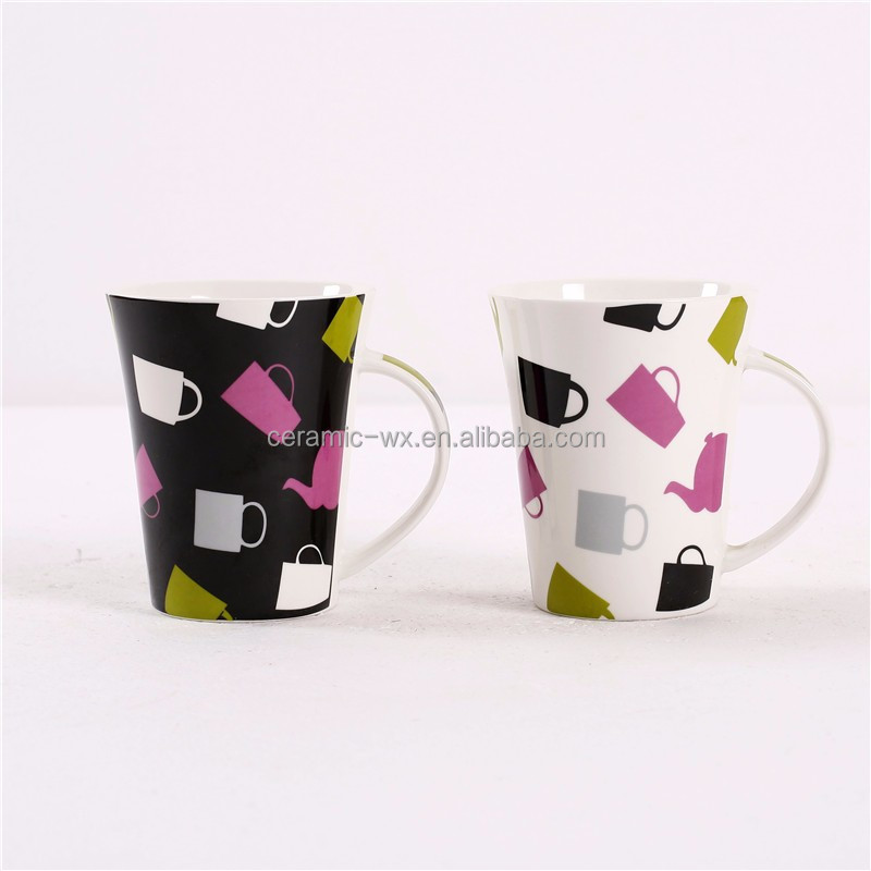 Hot new products ceramic beer mug sublimation mug for beer