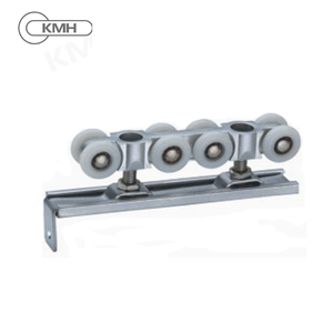 Durability Folding Door Sliding Aluminum Alloy Hanging Wheel Gate Rollers