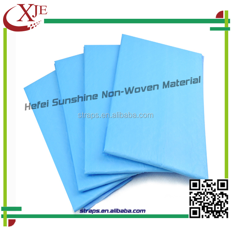 Absorbent under pads /Disposable Feature disposable under pads/pet pad