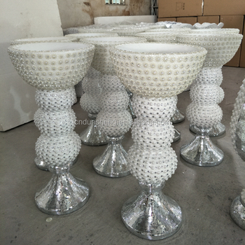 Magnesia Material And Stunning Large Silver Plated Luxury Vase