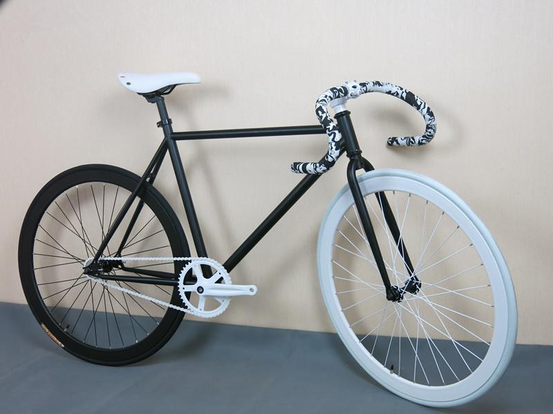 Steel Frame Fixed Gear Bike Small Fixie Bike For Children - Buy ...