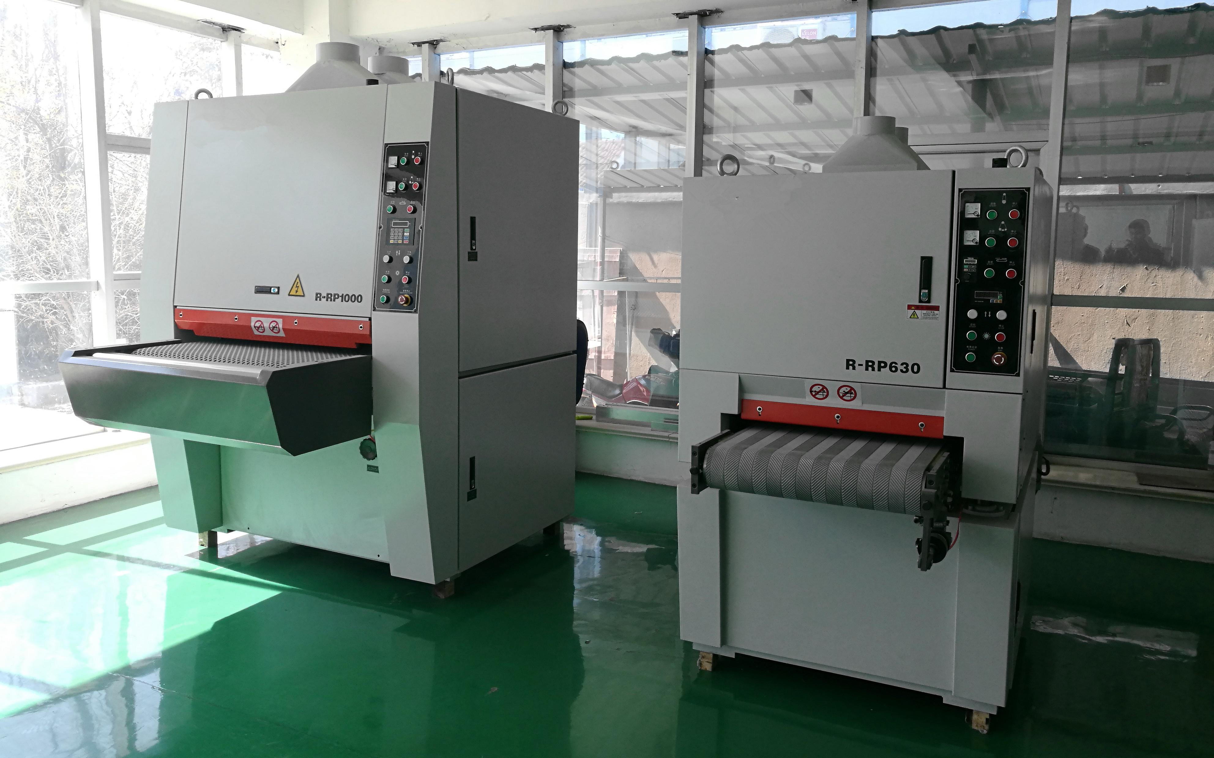 Madeira Industrial 630mm Largura de Trabalho Da Máquina De Lixar