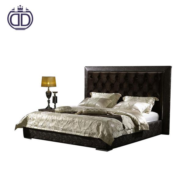 Promoción cama de metal madera, Compras online de cama de metal ...