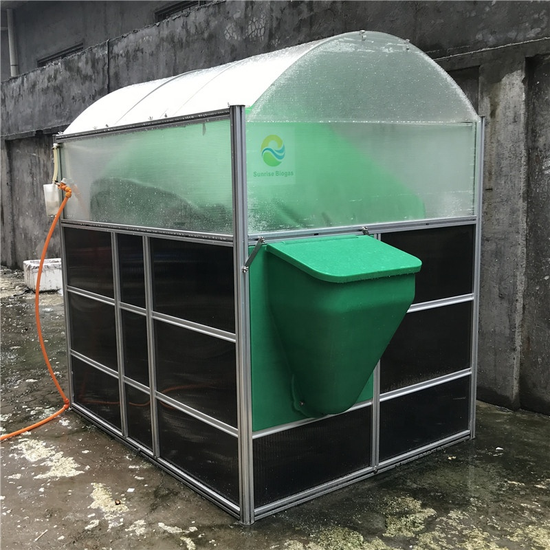 Shenzhen Sunrise Econergy Co , Ltd  - biogas plant, biogas
