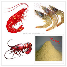 High protein yeast feed for shrimp feed
